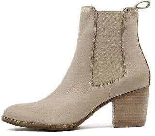 Django & Juliette New Beemo Taupe Womens Shoes Casual Boots Ankle