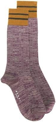 Marni marl socks