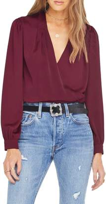 ASTR the Label Janice Crossover Front Top
