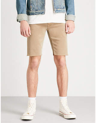 Paige Denim Federal Transcend straight shorts
