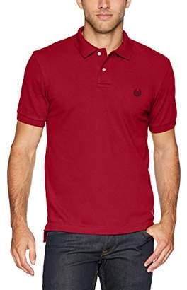 Chaps Men's Classic Fit Stretch Mesh Polo Shirt