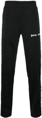 Palm Angels side-studded track pants