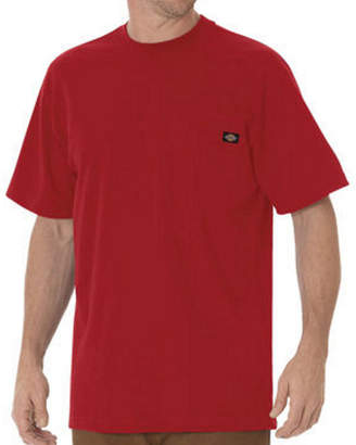 Dickies Heavyweight Short-Sleeve Pocket Tee-Big & Tall