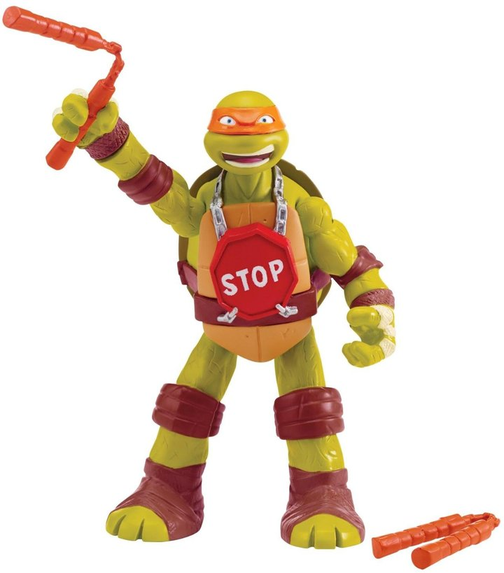 Teenage Mutant Ninja Turtles Hand-To-Hand Mike