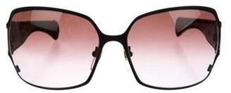 Chrome Hearts Poon II Oversize Sunglasses