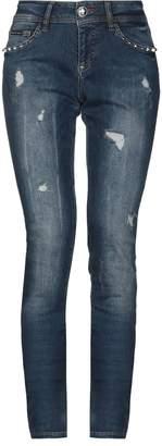 Philipp Plein Denim pants - Item 42726054HV