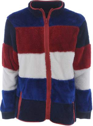 Tommy Hilfiger Tri-colored Cardigan