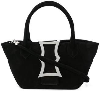 Dorateymur top handles tote bag