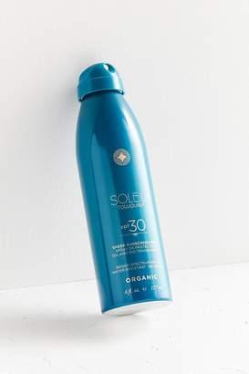 Soleil Toujours Organic Sheer Sunscreen Mist SPF 30