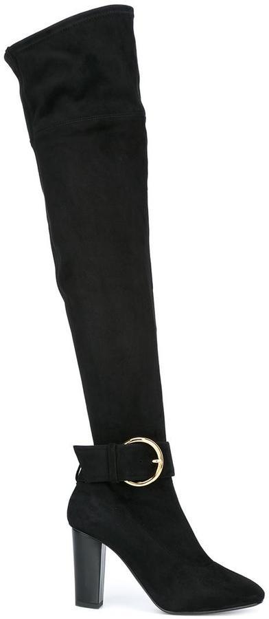 Giuseppe Zanotti Design 'Alabama' over the knee boots
