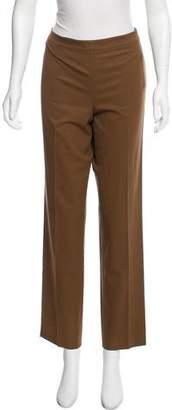 Lafayette 148 Mid-Rise Wool Pants w/ Tags