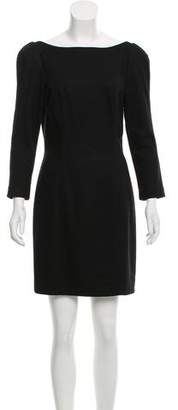 Diane von Furstenberg Wool Mini Dress