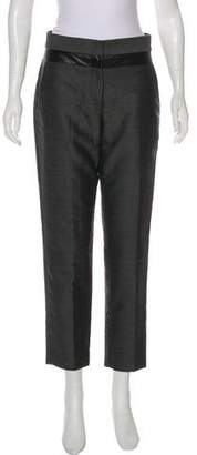 Alexander Wang High-Rise Virgin Wool Pants