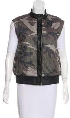 Gryphon Sleeveless Puffer Vest