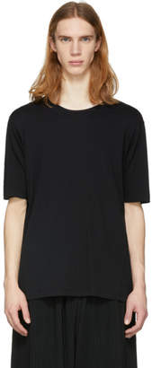 The Viridi-anne Black Crewneck T-Shirt