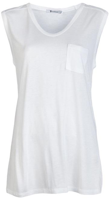 T By Alexander Wang Muscle T-shirt