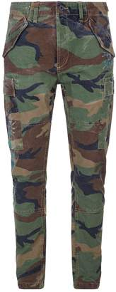 Polo Ralph Lauren Camouflage Cargo Trousers