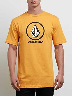 Volcom Men's Crisp Stone Short Sleeve Tee
