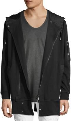 Diesel Black Gold Men's Siro Hooded Sweatshirt