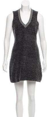 Calvin Klein Collection Wool-Blend Dress