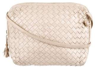 Bottega Veneta Intrecciato Nappa Messenger Bag