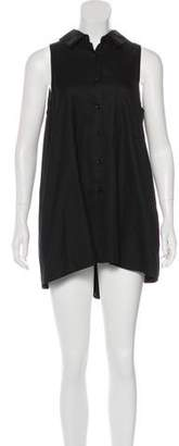 Boy By Band Of Outsiders Sleeveless Mini Dress