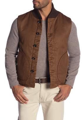 Jeremiah Faux Fur Lined Vest