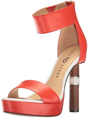 Katy Perry Women's The Jackie Heeled Sandal