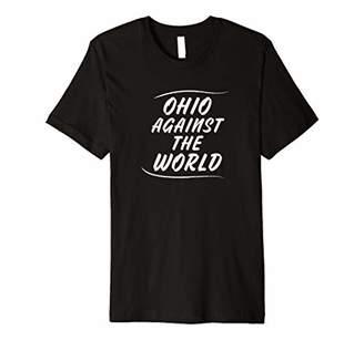 Ohio-Against-The-World Shirt - Plain Tee