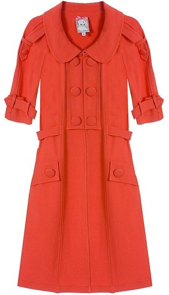 Yoana Baraschi Voyager Trench Dress