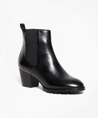 Brooks Brothers Short Lug Sole Boots