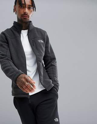 The North Face Gordon Lyons Full-Zip Fleece in Black