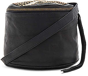 Cleobella Jenna Crossbody Bag in Black. $210 thestylecure.com