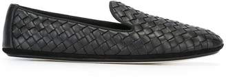 Bottega Veneta Fiandra leather slippers