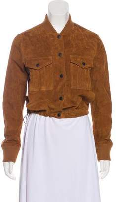 Rag & Bone Casual Suede Jacket