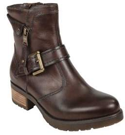 Earth Drumlin Leather Booties