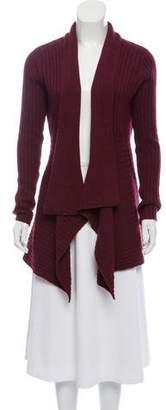 Autumn Cashmere Long Sleeve Cashmere-Blend Cardigan
