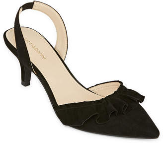 Liz Claiborne Elliot Womens Pumps