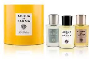 Acqua di Parma Three-Piece Hatbox Fragrance Set