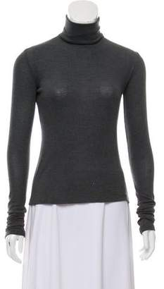 Christian Siriano Long Sleeve Knit Top