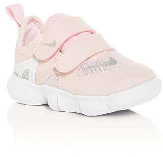 Nike Girls' Free Run 5.0 Low-Top Sneakers - Walker, Toddler