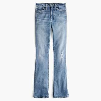 J.Crew Point Sur skinny flare jean in vintage wash