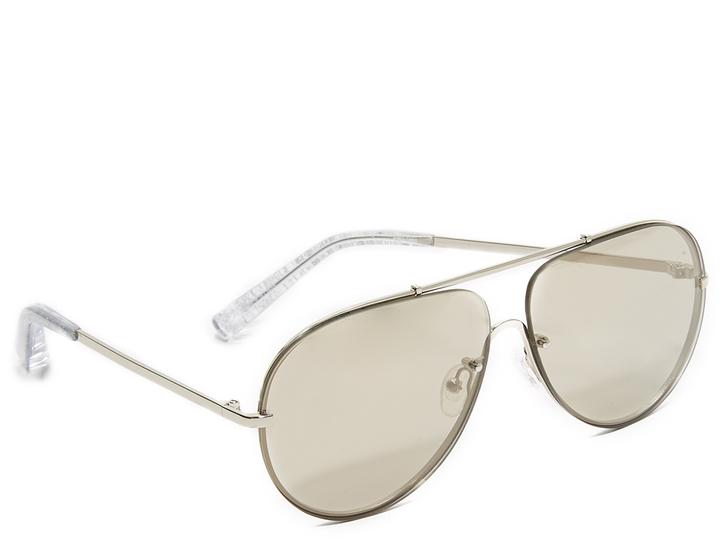 Elizabeth And JamesElizabeth and James Rider Aviator Sunglasses