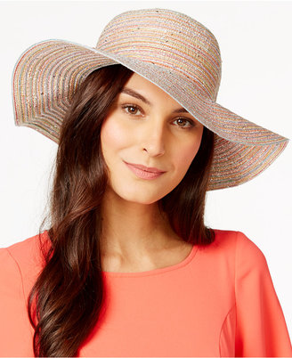 Collection XIIX Sequin Knit Floppy Hat $28 thestylecure.com