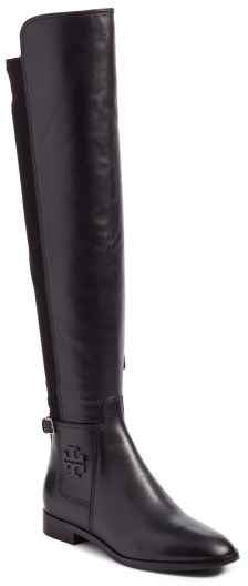 Women's Tory Burch Wyatt Over The Knee Boot