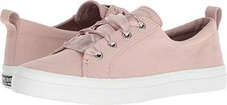 Sperry Women's Crest Vibe Satin LACE Sneaker