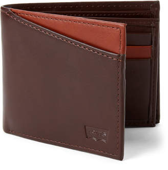 Levi's Connor RFID Slimfold Wallet