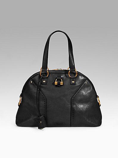 Saint Laurent YSL Large Muse Handbag