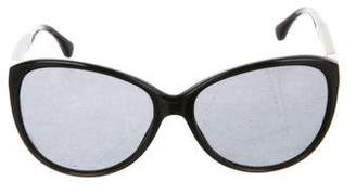 Chanel Quilted CC Sunglasses
