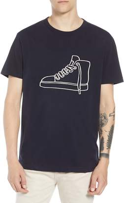 French Connection Sneaker Slim Fit Crewneck T-Shirt